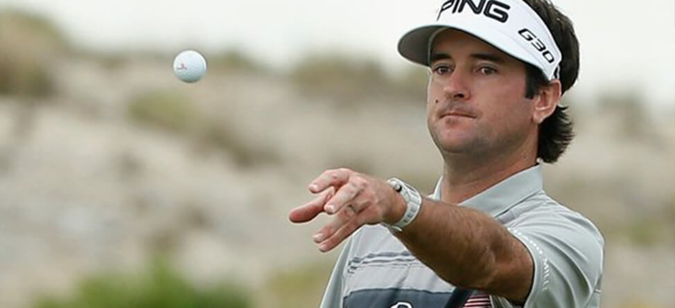 Bubba May Prep For The U.S. Open In Bizarre Way