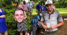 Rickie Fowler Jumps Into Contention At Quicken Loans