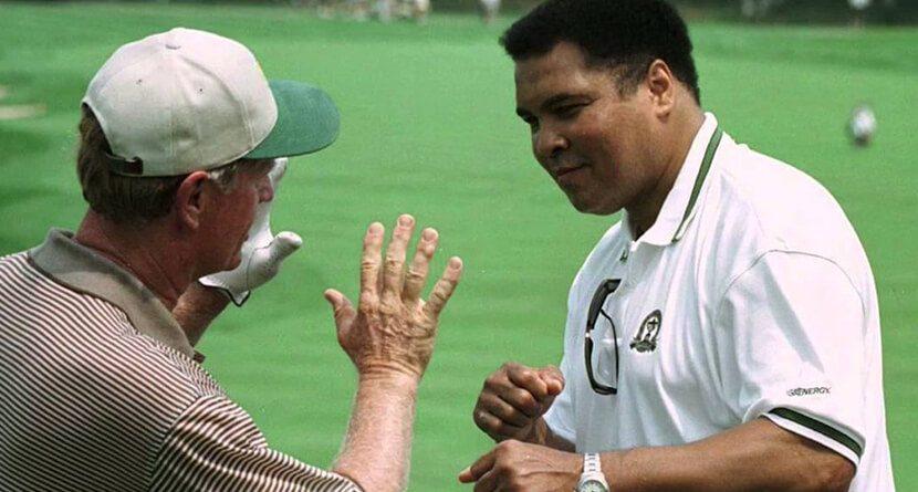 The Golf World Remembers Muhammad Ali