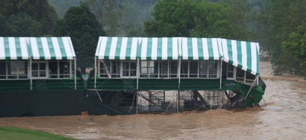 Greenbrier Classic Canceled Due To Flooding