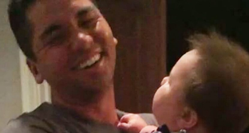 Jason Day's Daughter Poops On Him The Night Before The Memorial