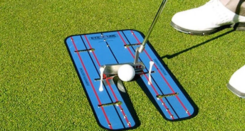 Late Night Online Golf Purchase: Eyeline Golf Putting Mirror