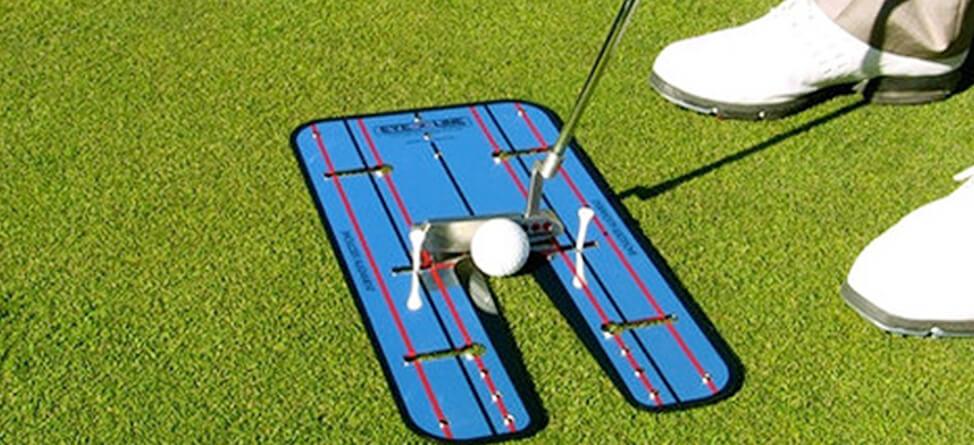 Late Night Online Golf Purchase: Eyeline Golf Putting Mirror