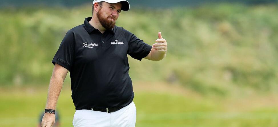 Irish Paper: Shane Lowry Needs To Lose Weight