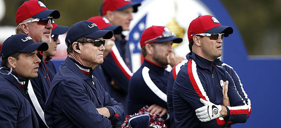 U.S. And European Ryder Cup Teams Squabble On Social Media