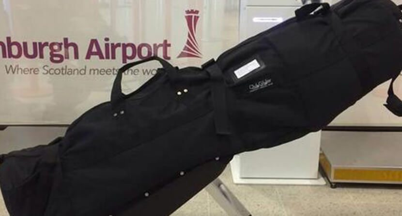 Smugglers Try To Hide $5 Million Worth Of Cocaine In Golf Clubs