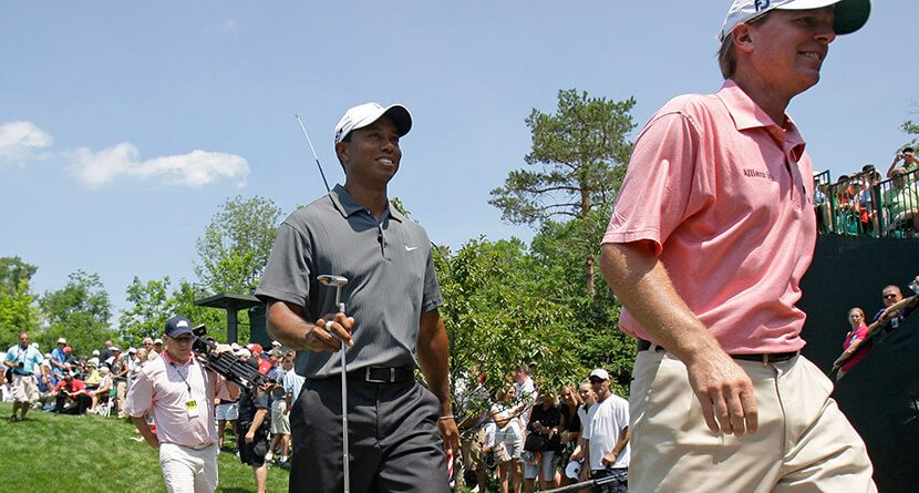 Tiger Woods Almost Derailed Steve Stricker's Career By Being Tiger Woods