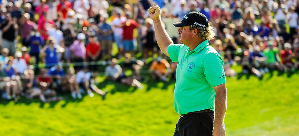 Tiger Helps William McGirt To Maiden Victory At Memorial