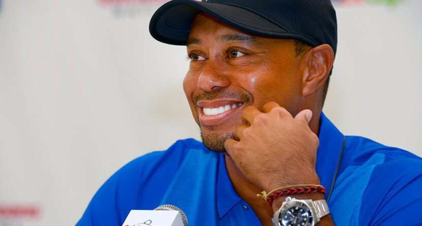 Tiger Woods Speaks On DJ At The U.S. Open, His Potential Return To Golf