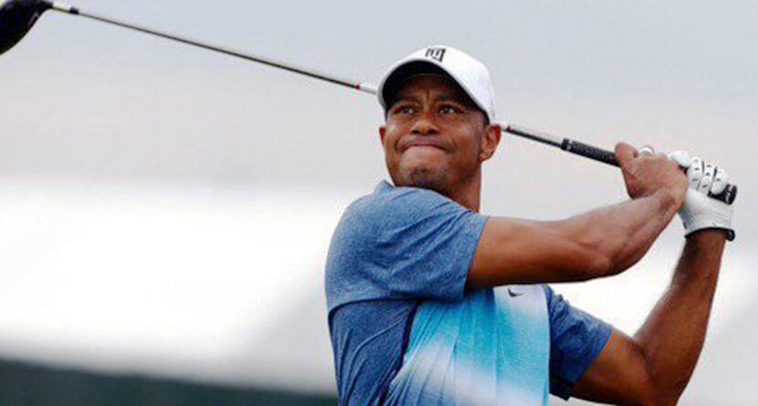 Tiger Woods Announces U.S. Open Plans