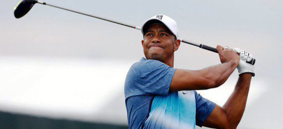 Tiger Woods Announces U.S. Open Plans