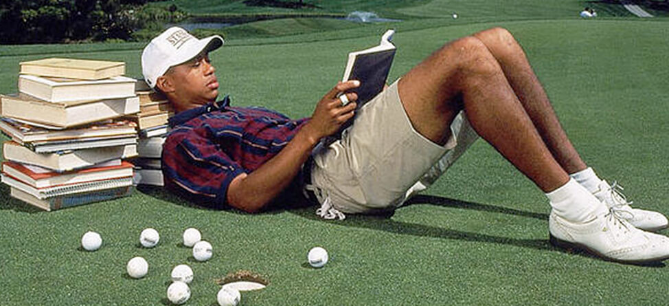 Tiger Woods Is Writing A Book