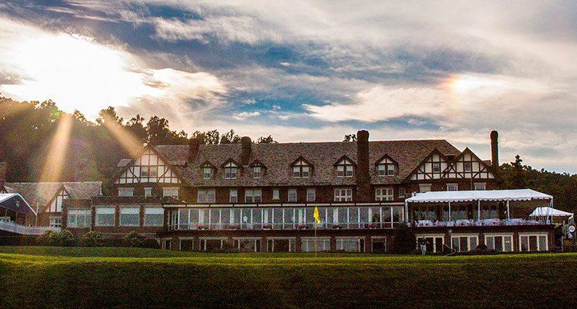 Baltusrol Golf Club's Murder Mystery Story