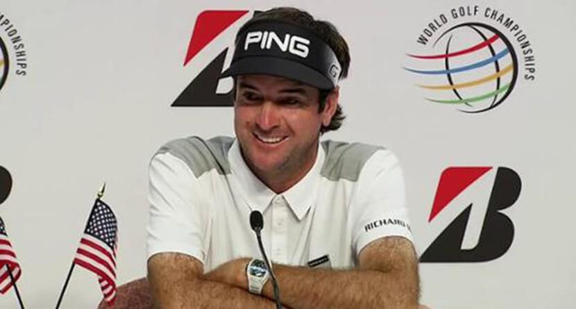 Bubba Watson Puts His Checkbook Where His House Is