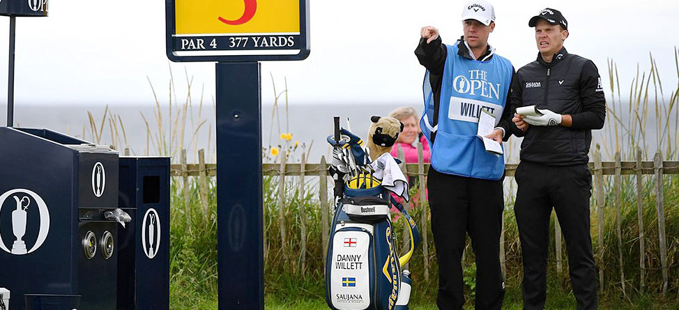 Danny Willett Calls Out Olympic Deserters