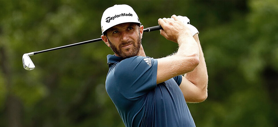 Tools Of The Trade: Dustin Johnson's Winning Clubs At Firestone