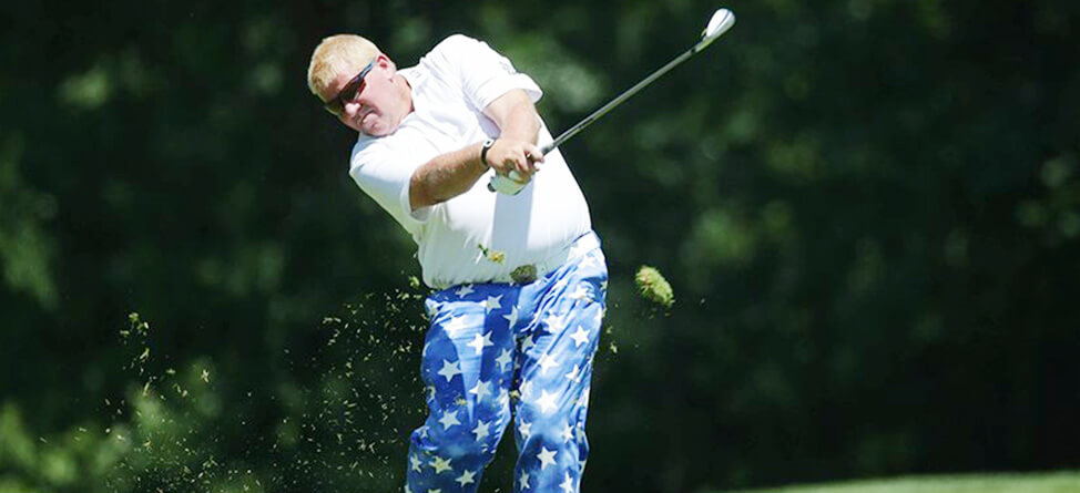 John Daly Is Still Crushing The Ball On The Senior Tour