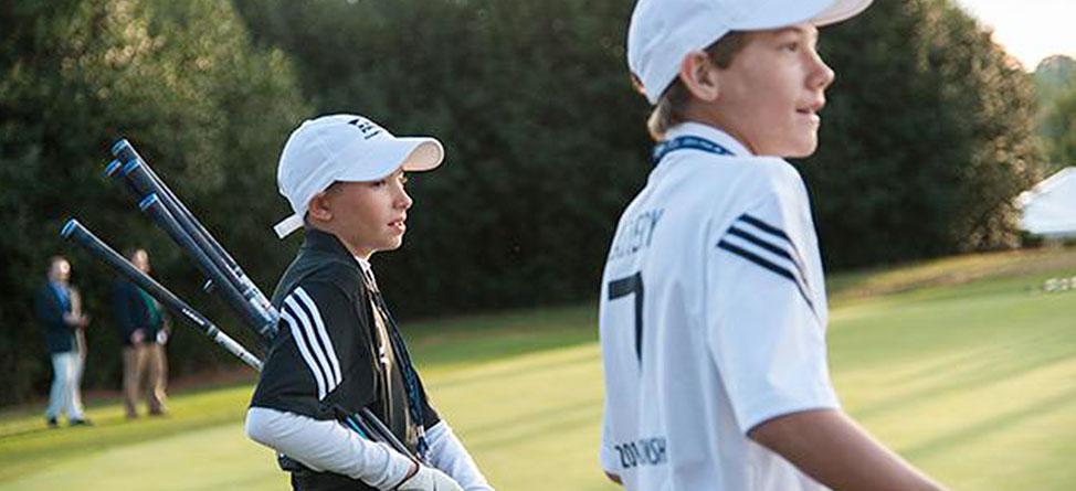 PGA Junior League Pair Bucks 17 Million-To-One Odds
