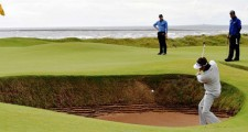 Links Golf Getting Best Of Players At Royal Troon