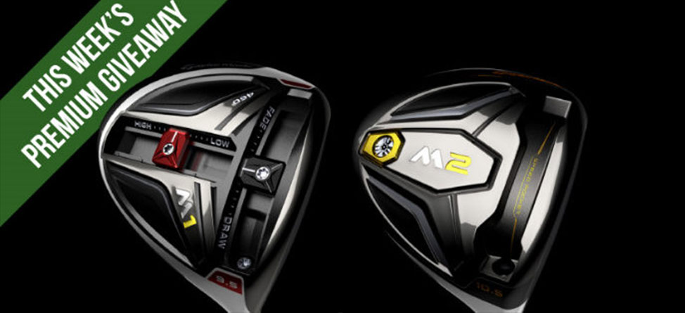 Taylormade M1/M2 Driver Giveaway For Loopers