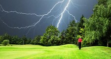 Golfer Dies After Being Struck By Lightning On The Course