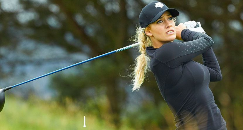 Paige Spiranac Makes Cut At LET's Scottish Open