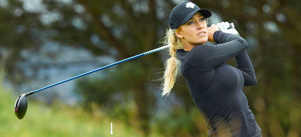 Paige Spiranac Makes Cut in Second LET Appearance