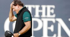 Mickelson Comes Heartbreakingly Close To Major History