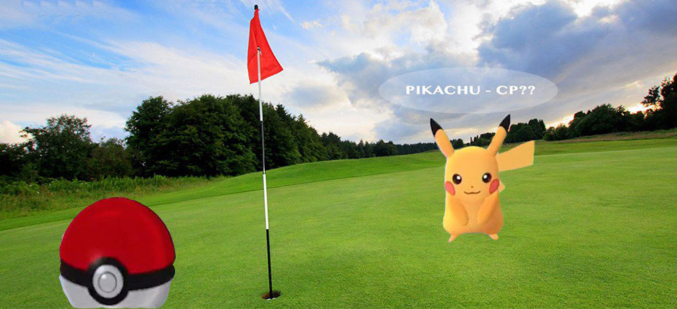Pokemon Go Could Be Coming To A Golf Course Near You