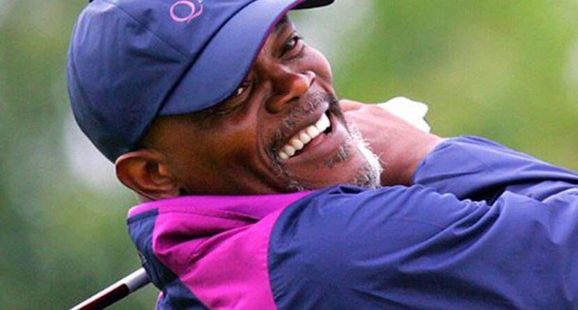 Tiger Woods Lost To Samuel L. Jackson At St. Andrews