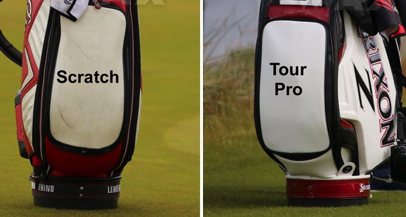 What's The Difference Between A Pro And A Scratch Golfer?