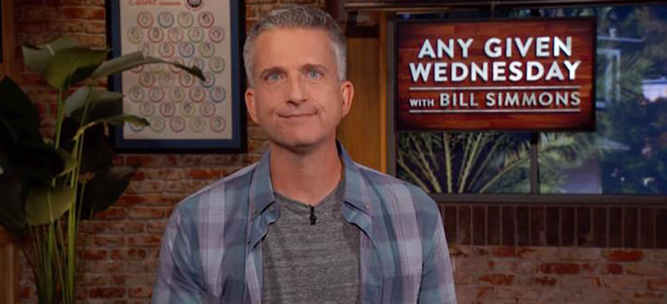 Bill Simmons Tries To Join The 59 Club… On Golden Tee