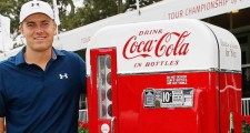 Coke Pulling Jordan Spieth From Olympic Branding