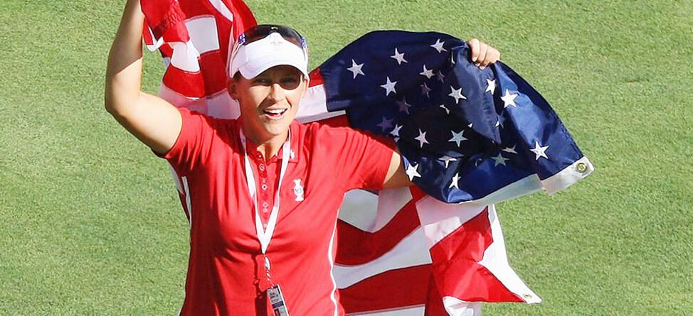 Angela Stanford Slam Dunks A 'Major' Eagle