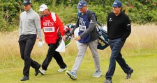 Stenson, Mickelson Set To Duel Down The Stretch At Open