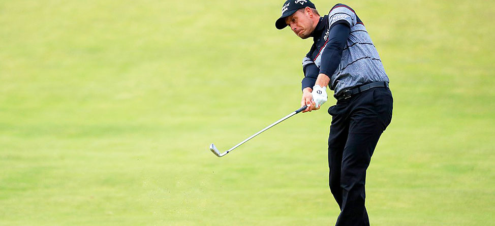 Tools Of The Trade: Henrik Stenson's Winning Clubs At The Open