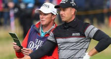 Stenson's Caddie Loses Big Bet With Open Victory