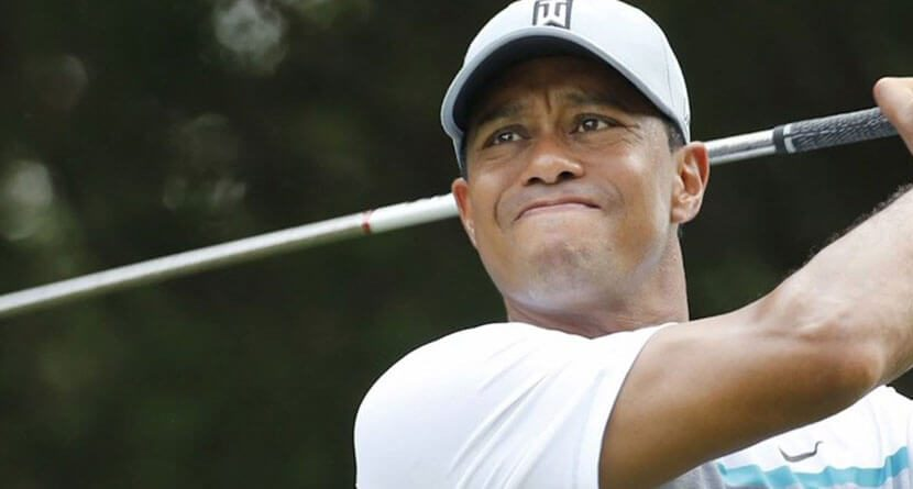 Tiger Woods WDs From PGA, Calls It Quits For 2016