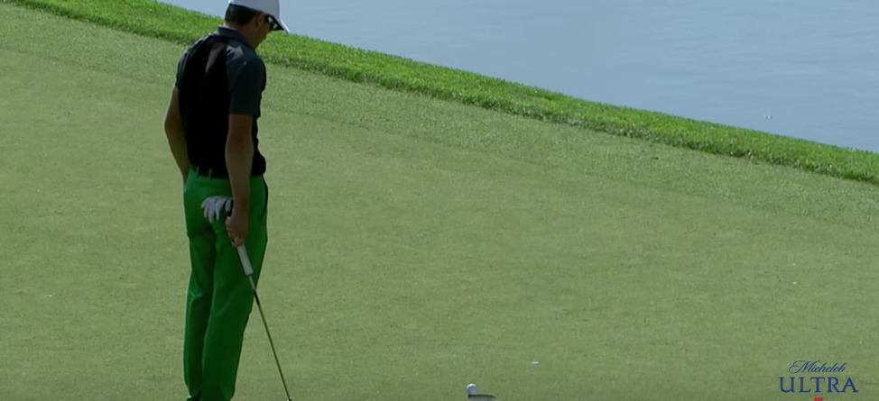 Michelob Ultra Ad Introduces Golf To Soccer