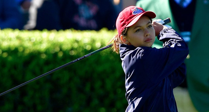 11-Year-Old Vying For 5th World Title