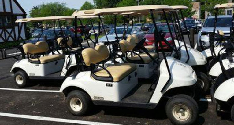 Thieves Steal $30K Worth Of Golf Carts