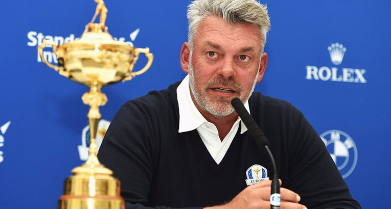 Clarke Makes Controversial Ryder Cup Captain's Picks