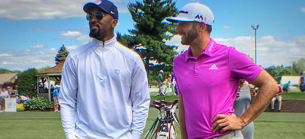 J.R. Smith Wants To Start A NBA Mini-Tour, Golf Line