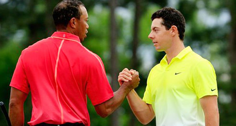 PXG Wants To Sign Rory, Not Interested In Tiger