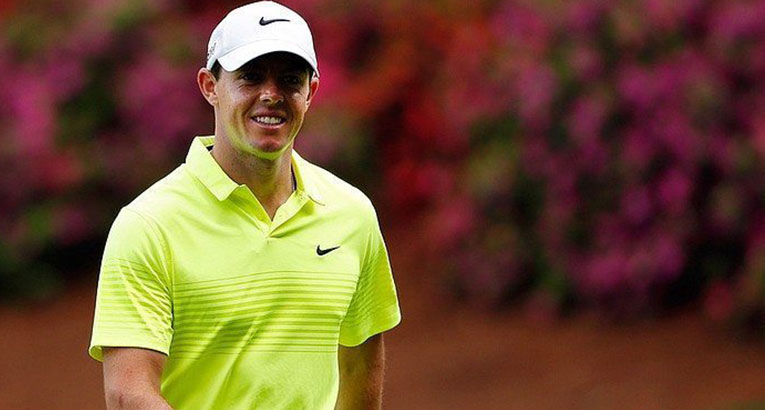 McIlroy's Star-Studded Saturday Night