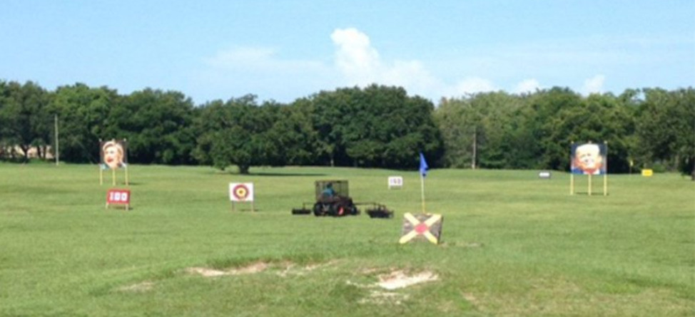 Political Driving Range Targets Are A Thing In 2016