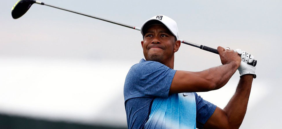 Tiger's Equipment Change Underway, Will Be Methodical