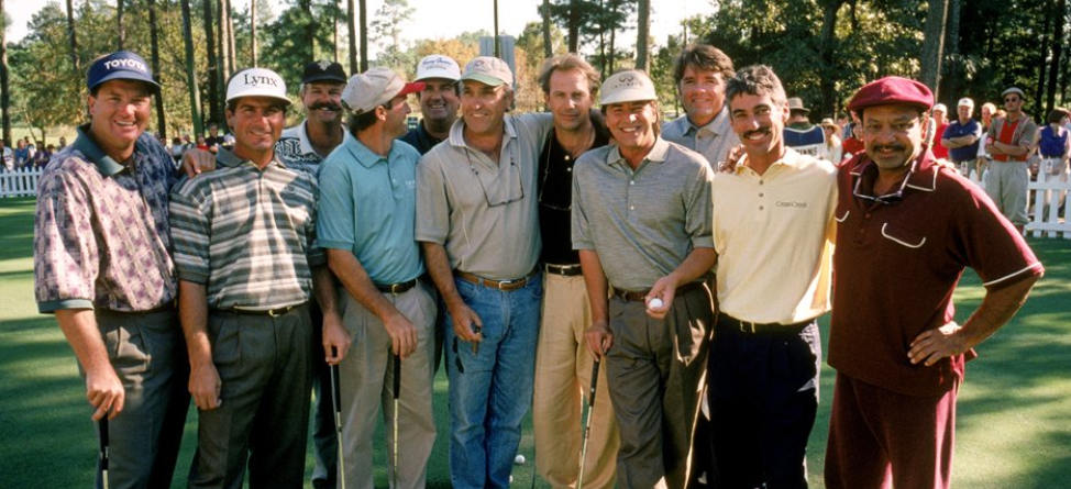 The Making Of Tin Cup Seems Hilarious