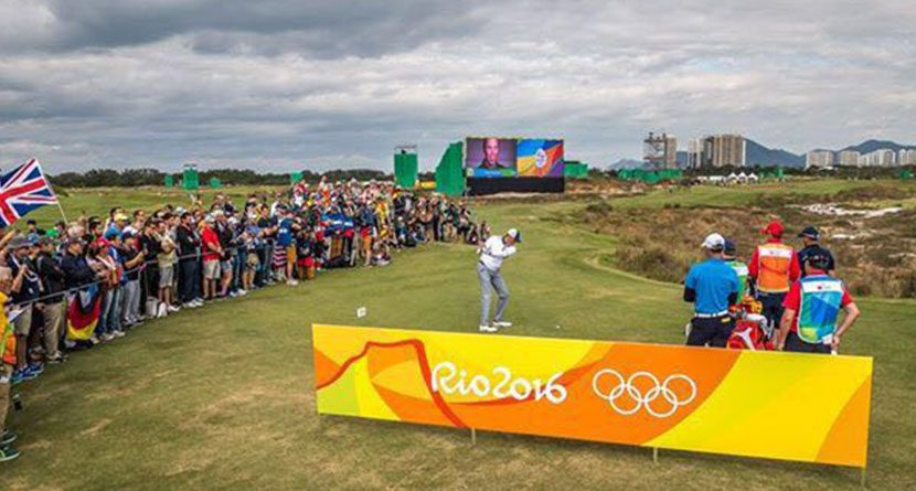 Olympic Golfer Named In Leaked WADA Doping Records