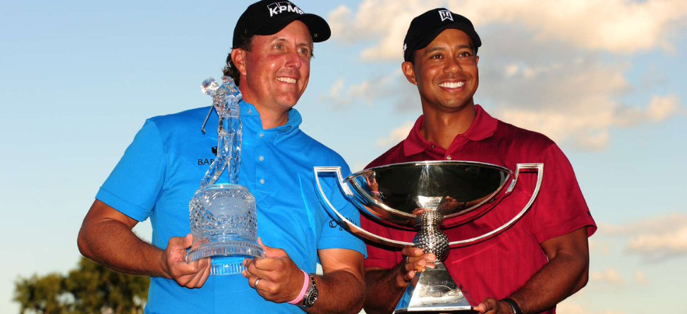 Phil Optimistic About Tiger's Potential Return